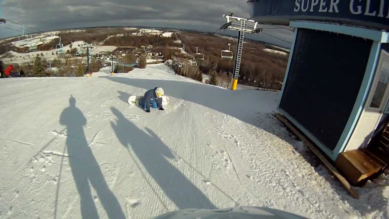 alpine valley ski and snowboard resort - 2 - youtube