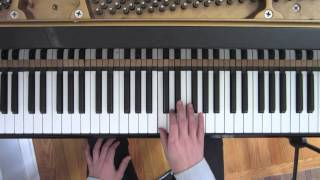 Lesson #39: Whole Tone Scale Fingering and Construction (Thelonious Monk)