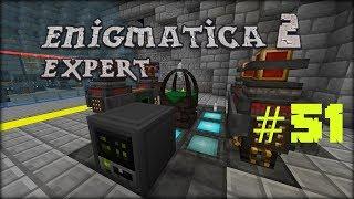 Minecraft 1.12.2 Enigmatica 2 Expert Mode Skyblock #51 Ender IO Odblokowane