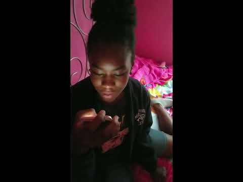 11 Year Old Brianna Hollie Singing (Cover Justin Bieber