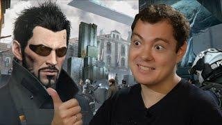Каким получился Deus Ex Mankind Divided Плохим Хорошим Шедевром Александр Шакиров делится своим мнением на этот