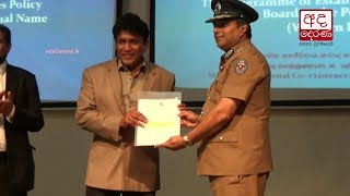 North and East's Sinhala Police will be turned into Sri Lanka Police - Mano