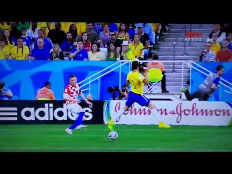 Marcelo Brazil 0 - 1 Croatia