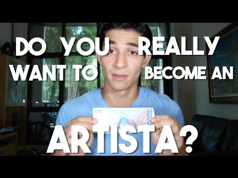 The Reality of Being a Filipino Arista (Philippines Showbiz - The Truth)