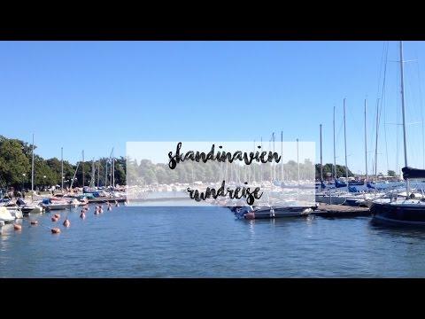 Skandinavien Rundreise – Sommerurlaub in Westfinnland, Helsinki und Stockholm, Schweden