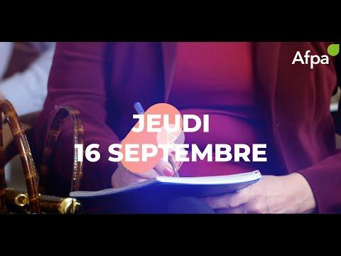 Journée Portes ouvertes AFPA - Jeudi 16 septembre 2021
