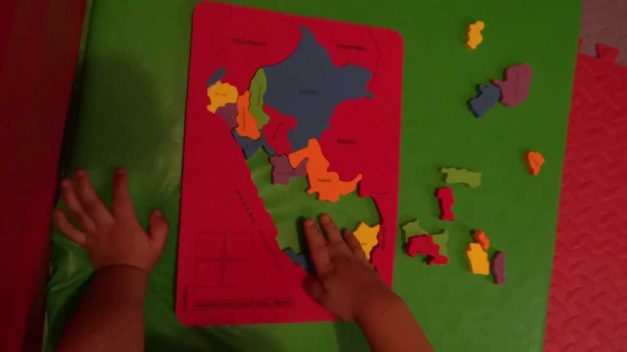 Nuevo Hobbie, El Mapa Del Perú.