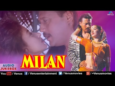 Milan Full Songs Jukebox | Jackie Shroff, Manisha Koirala || Audio Jukebox