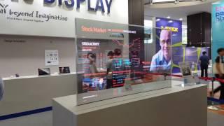 Full HD Transparent OLED Display for Windows screenshot 4