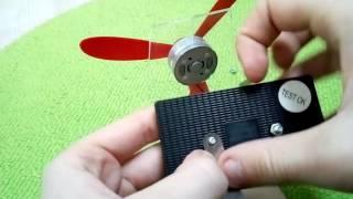 Comment faire une éolienne miniature