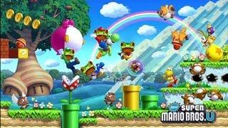 New Super Mario Bros. U |  Rezension (Test / Review) | LowRez HD | deutsch