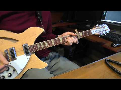 Beatles - I Need You Lead Guitar Secrets - No Backing Tracks