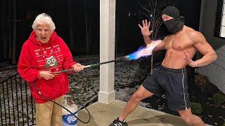 Grandma's Home Alone Self-Defense  | Ross Smith