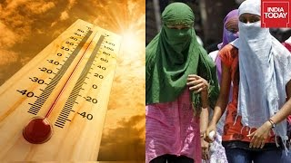 Temperature Reaches 50 Degrees In Churu and 49 Degrees In Bundi Of Rajasthan