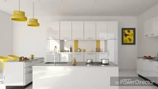 Latest modern kitchen design idea 2018| interior design|top kitchen interior design