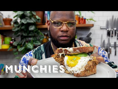 How to Make Meyhem Lauren's Before and After Sandwich