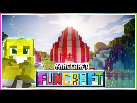 Visiting Lizzie's Circus! | Funcraft | Ep.17