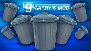 POUBELLECEPTION | Quand les poubelles fusionnent !