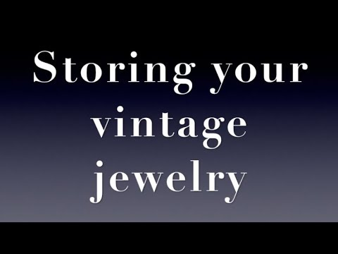 Storage Tips with Julie