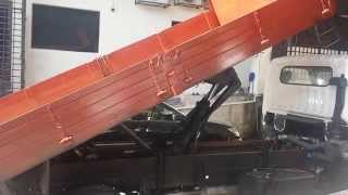 Dump Truck Hydraulic Hoist