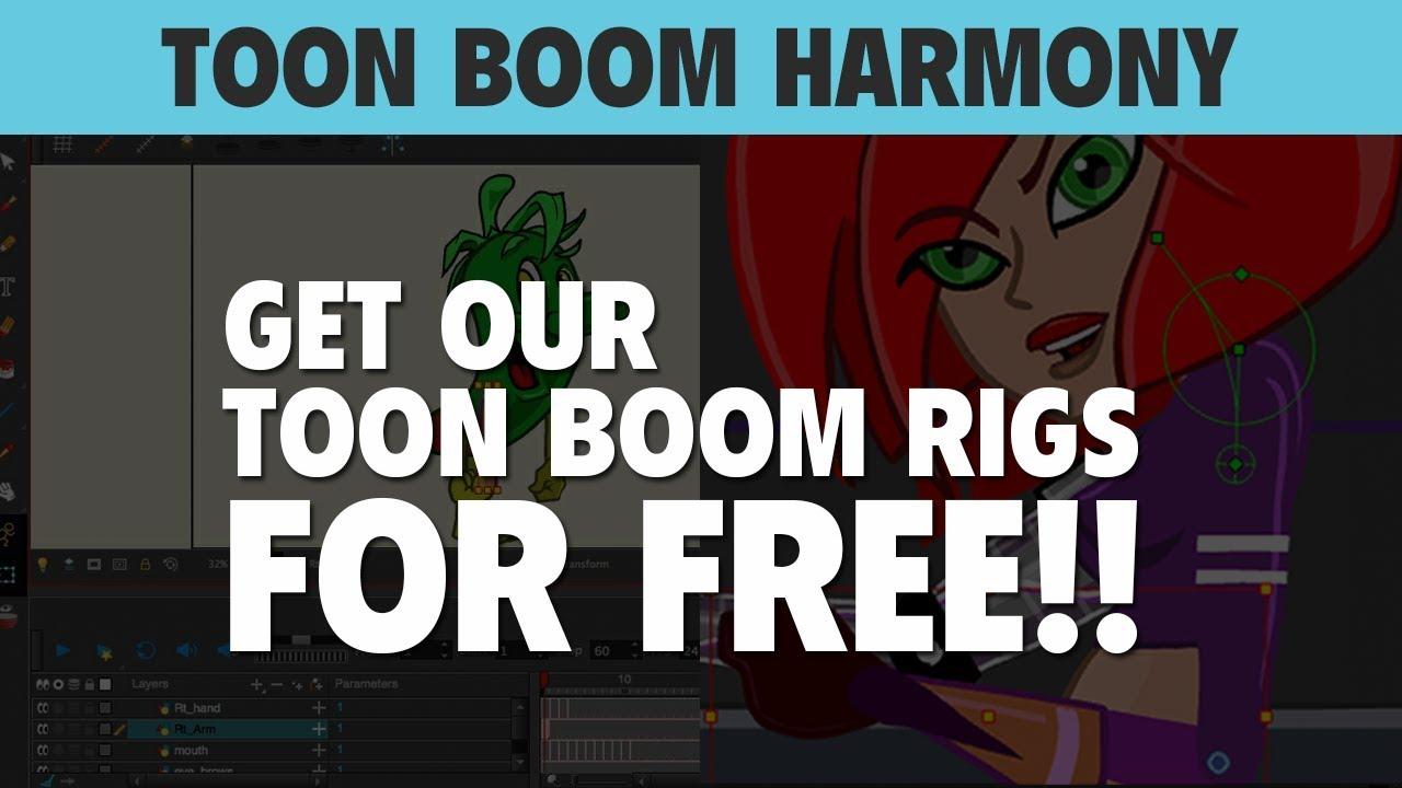 toon boom harmony premium free