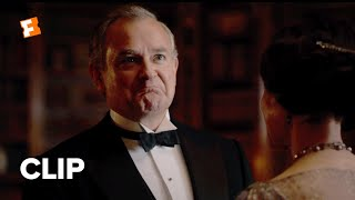 Downton Abbey Movie Clip - Not an American (2019) | Movieclips Coming Soon