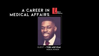 A Career in Medical Affairs