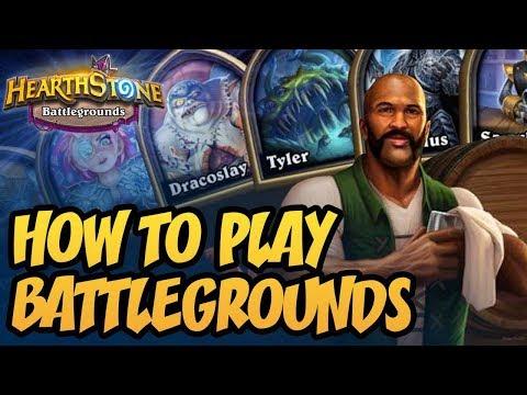 How To Play Hearthstone Battlegrounds   Saviors Of Uldum   Hearthstone