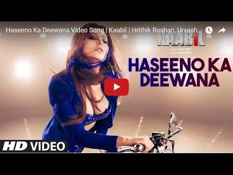 HASEENO KA DEEWANA (KAABIL) 2017 Hrithik Roshan/Yami Gautam