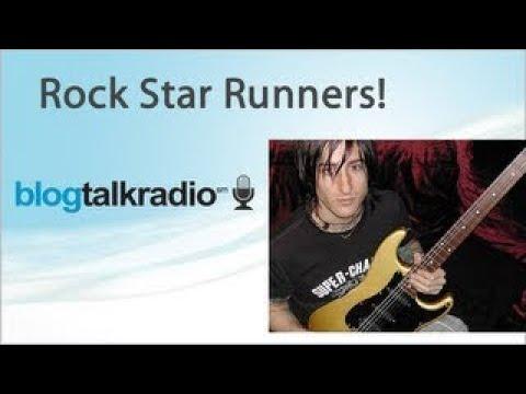 Music - Rock Star Runners - Richard Fortus of GNR