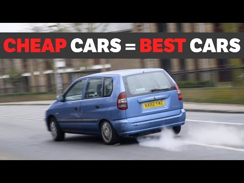 Thumbnail: 14 Reasons Why Cheap Cars Are The Best Cars
