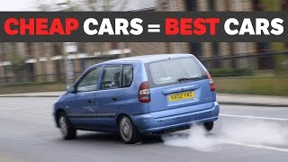14 Reasons Why Cheap Cars Are The Best Cars thumbnail