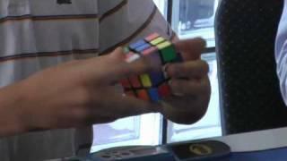 Rubik's Cube: Average Of 5 (former) World Record: 9.21 Seconds: Feliks Zemdegs.