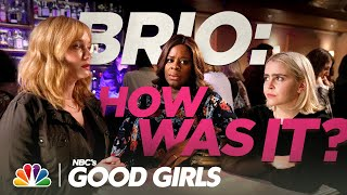 Script to Screen: The Girls Learn Beth Slept with Rio - Good Girls