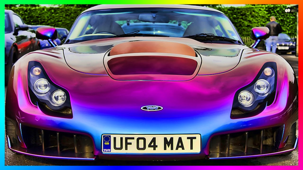 """GTA 5 DLC """"Executives & Other Criminals"""" Cars In Real Life"""