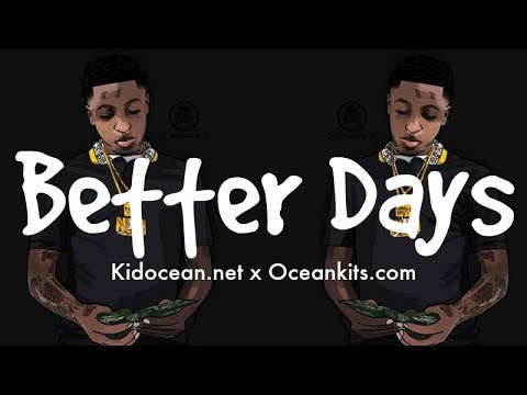 [FREE] Roddy Ricch x Kodak Black x NBA Youngboy Type Beat 2018 - Better Days l Free Guitar Type Beat