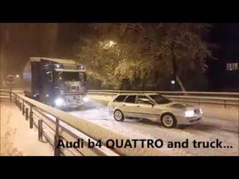 Audi Quattro vs. BMW xDrive