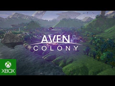 Aven Colony - Pre-Order Trailer
