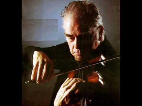 Shumsky - Ysaye Solo Sonata #1 Mvt 1,2