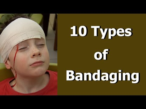 Types of Bandage | Learn how to use a bandage | Learn by DPMI