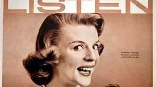 Dorothy Collins - My Boy-Flat Top (1955)