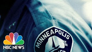 Some Civilian Complaints Against Police In Minneapolis Left Uninvestigated   NBC Nightly News