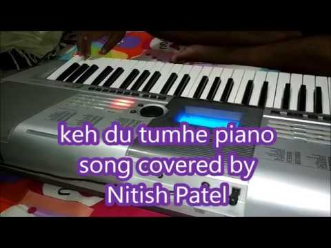 Keh Du Tumhe Piano Song Film Baadsaho