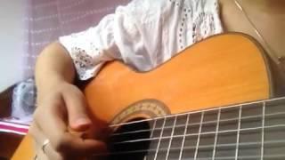 Tôi đi tìm tôi guitar cover by Jun