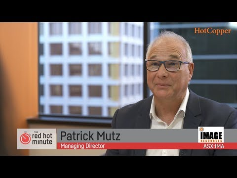 Interview with Patrick Mutz MD of Image Resources