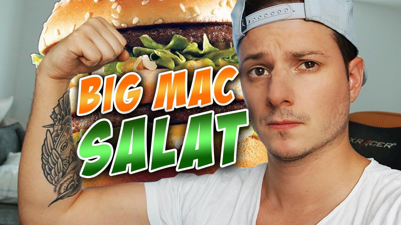 big mac salat extrem lecker gast hardi youtube. Black Bedroom Furniture Sets. Home Design Ideas