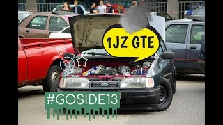 #13 ПЕРВЫЙ ЗАПУСК ДВИГАТЕЛЯ 2.8 V6.SIERRA НА 1JZ GTE