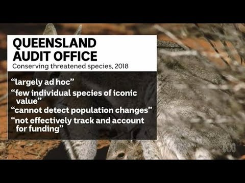 Qld Environment Department drafted a conservation strategy in 2010 but never implemented it