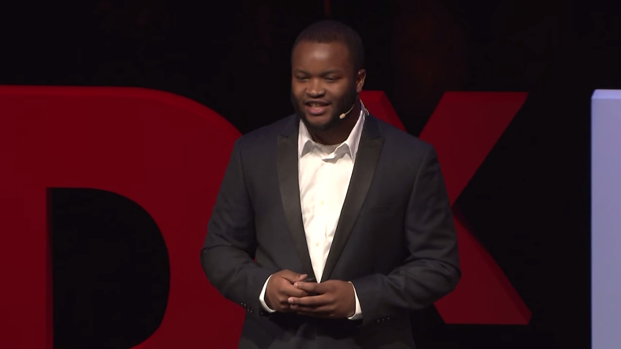 Dismantling Contemporary Police Brutality Through The Lens Of Basketball | Brian Davis | TEDxPSU
