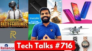 Tech Talks #716 - Redmi Note 7 Delivery, PUBG Resident Evil 2 Duos, Google Pixel 4, Mi Mix 3 5G